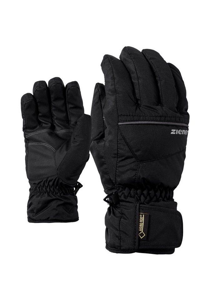 Ziener Handschuh »GYLLIAN GTX(R) glove ski alpine« in black