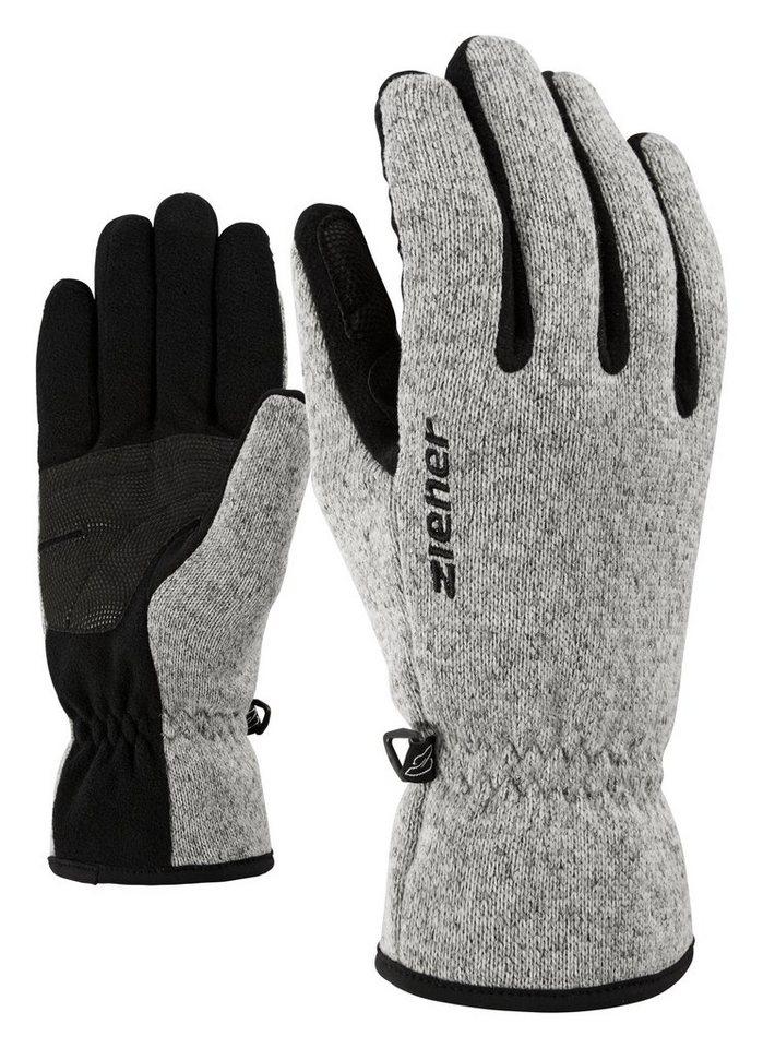 Ziener Handschuh »IMAGIO glove multisport« in grey melange