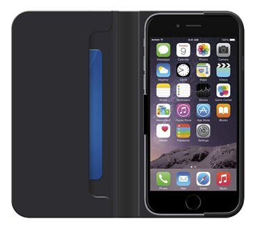 BELKIN Case »COVER CLASSIC FOLIO IPHONE 6 «