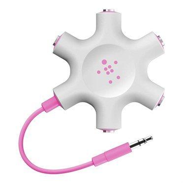 BELKIN Kabel & Adapter »ADAPTER ROCKSTAR PINK«