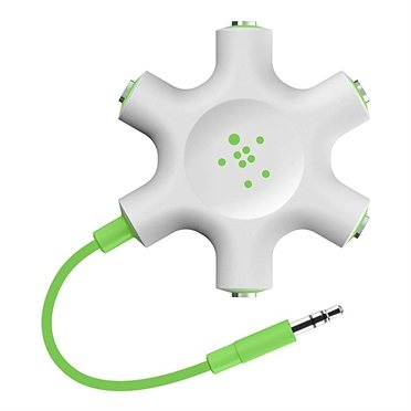 BELKIN Kabel & Adapter »ADAPTER ROCKSTAR GREEN«