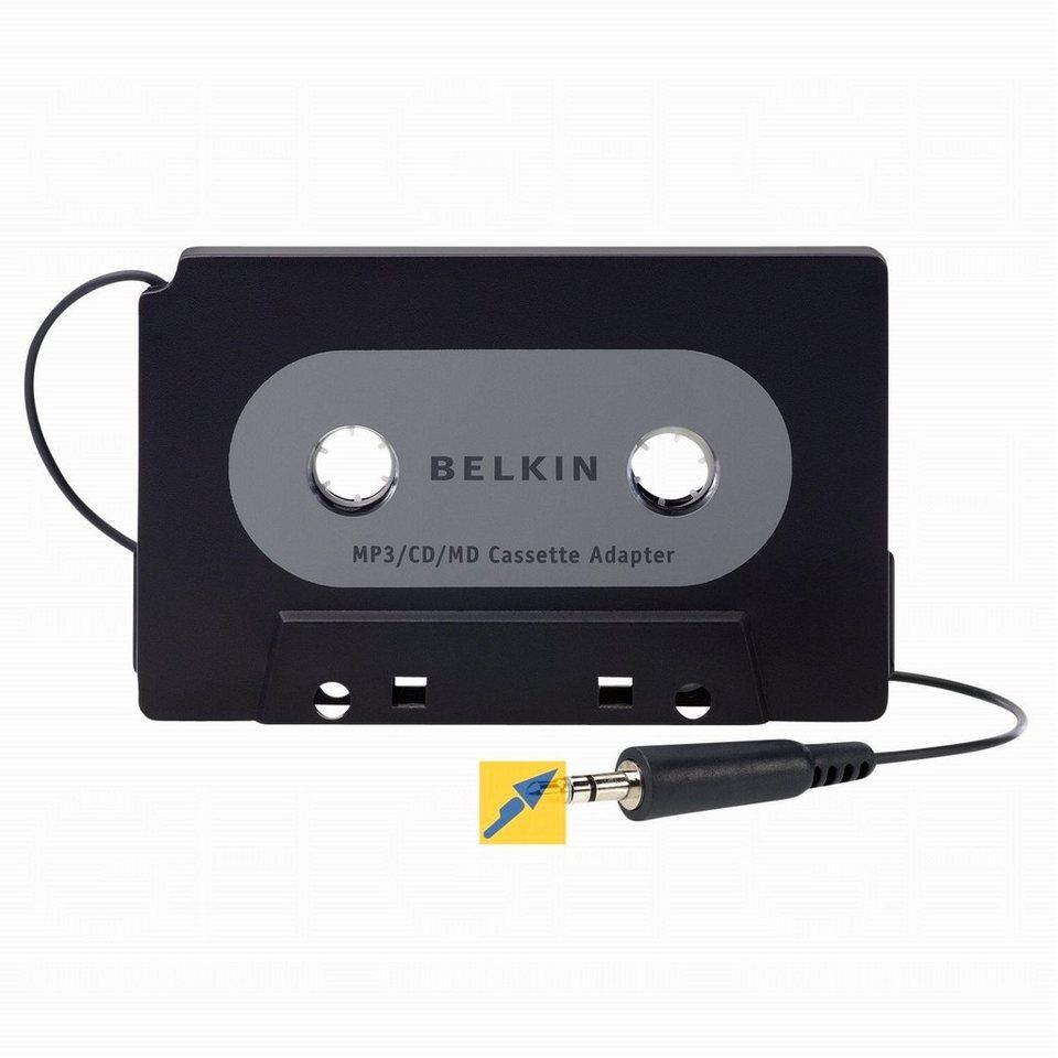 BELKIN Ein-/Ausgabegerät »ADAPTER CASSETTE / BLACK«