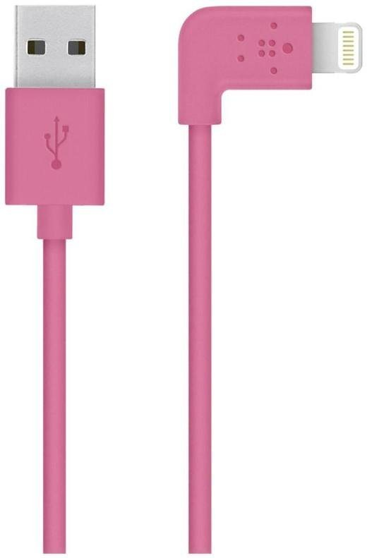 BELKIN Netzteil »CABLE CHARGER LIGHTINING Rosa«