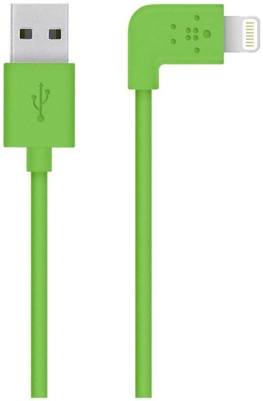 BELKIN Netzteil »MIXIT Lightning-/USB-Flachkabel G Grün«