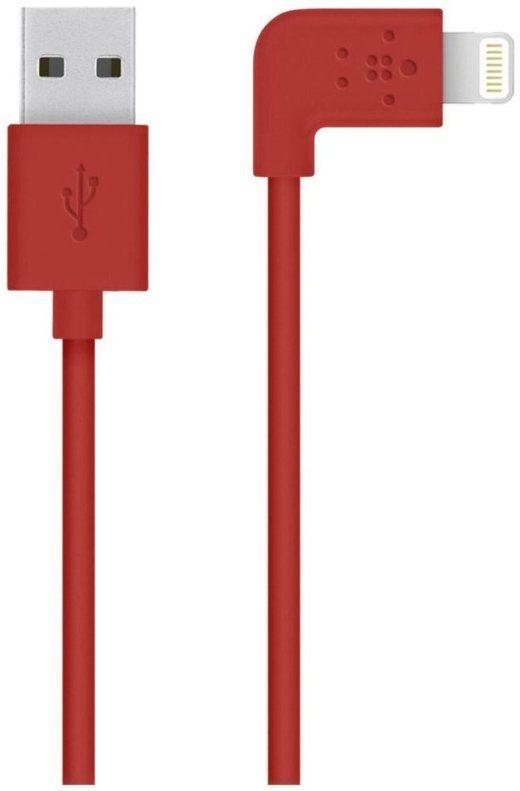 BELKIN Netzteil »MIXIT Lightning-/USB-Flachkabel Rot«