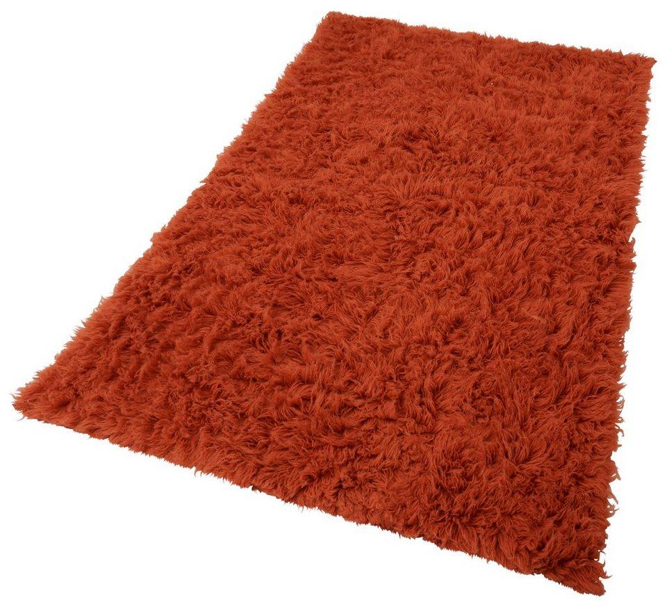 Flokati teppich  Fell-Teppich, Böing Carpet, »Flokati 1500 g«, handgearbeitet ...