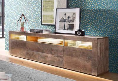 lowboard h ngend otto. Black Bedroom Furniture Sets. Home Design Ideas