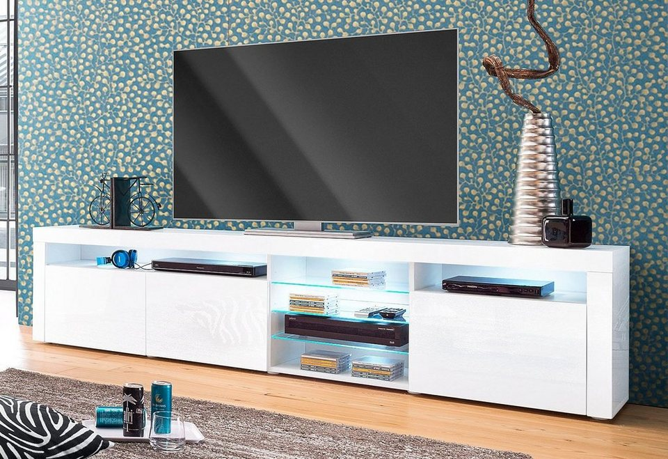 tv board fernsehtisch online kaufen otto. Black Bedroom Furniture Sets. Home Design Ideas