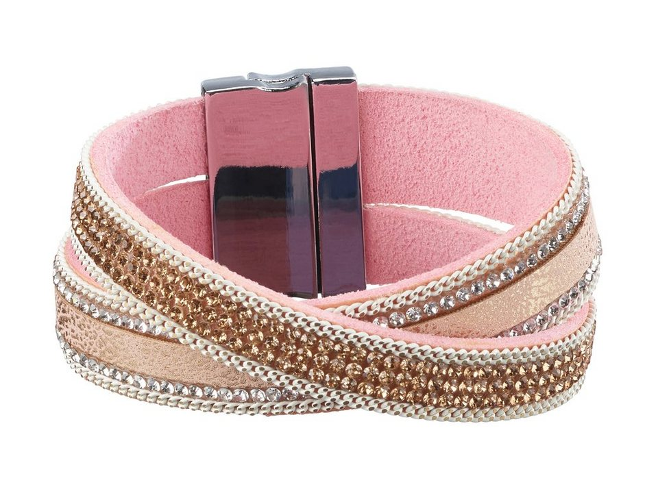 Armband in rosé