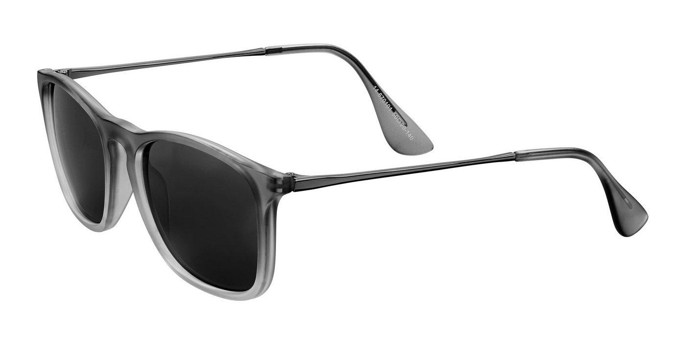 Heine Sonnenbrille, grau, grau