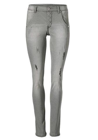 HEINE CASUAL Laisvo stiliaus džinsai Caja su...