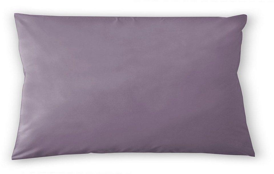 Kissenbezug, damai, »Pure Uni«, in großer Farbauswahl in violett