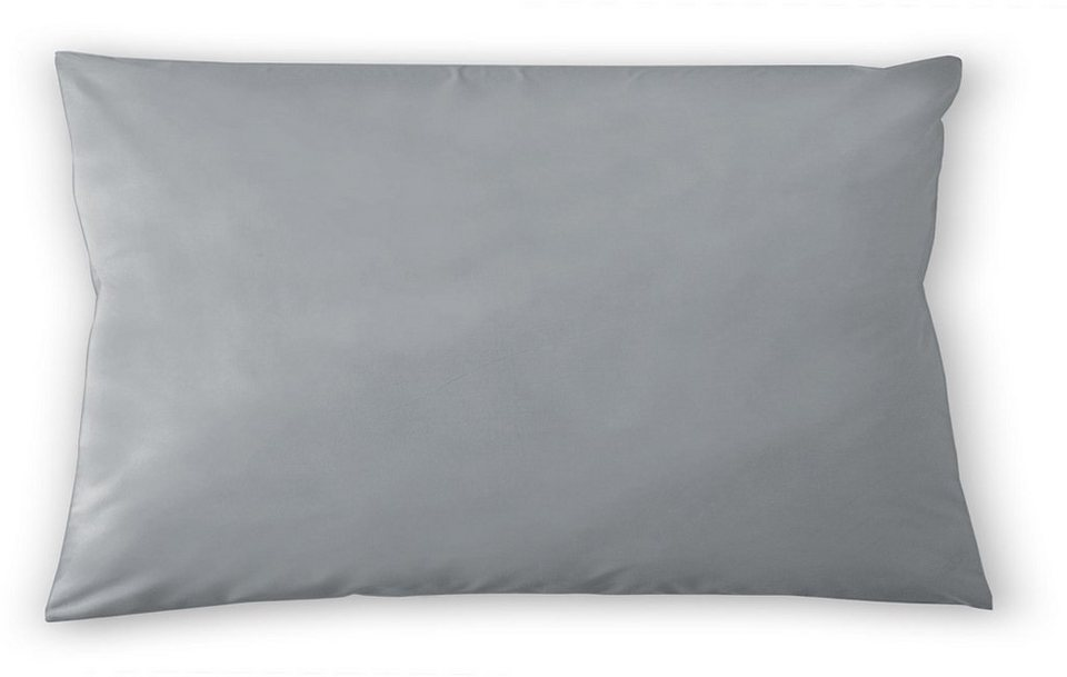 Kissenbezug, damai, »Pure Uni«, in großer Farbauswahl in grau
