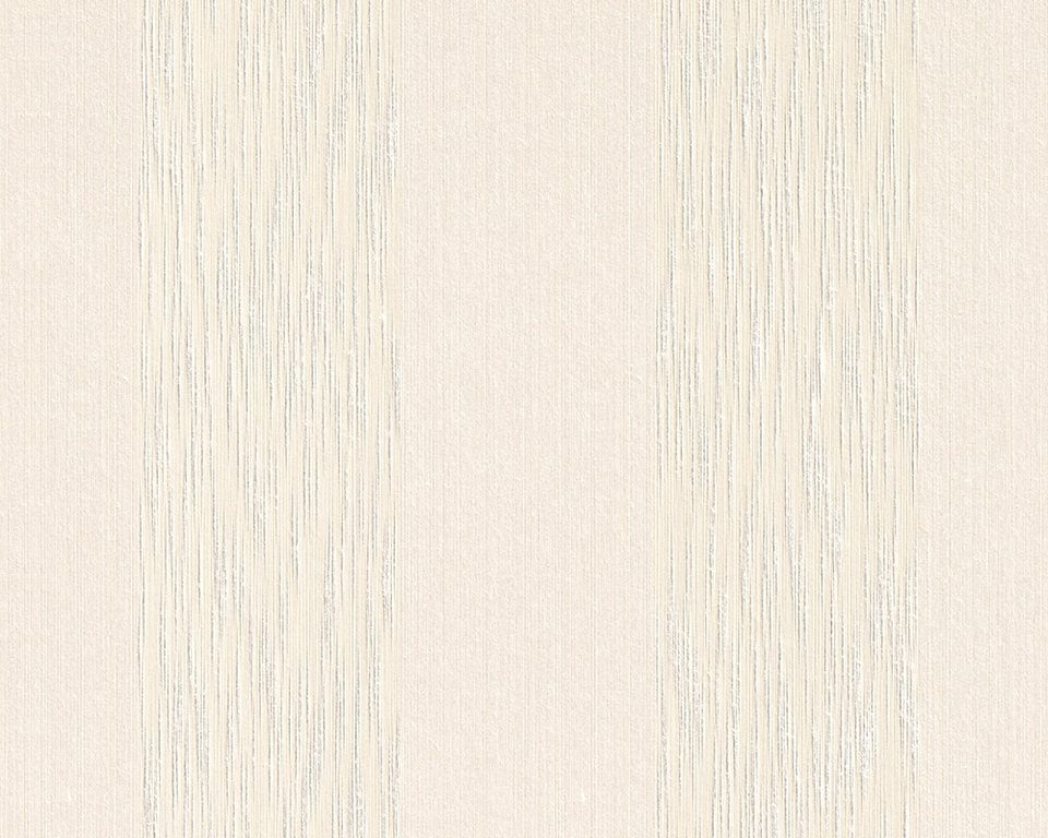 Vliestapete, Architects Paper, »Textiltapete Tessuto« in creme