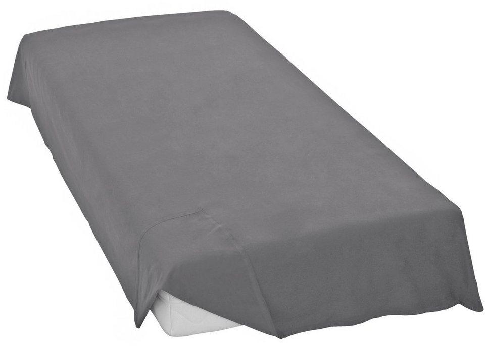 bettlaken renforc haustuch cinderella ohne gummizug online kaufen otto. Black Bedroom Furniture Sets. Home Design Ideas