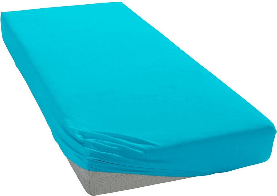 spannbettlaken damai jersey in gro er farbauswahl. Black Bedroom Furniture Sets. Home Design Ideas