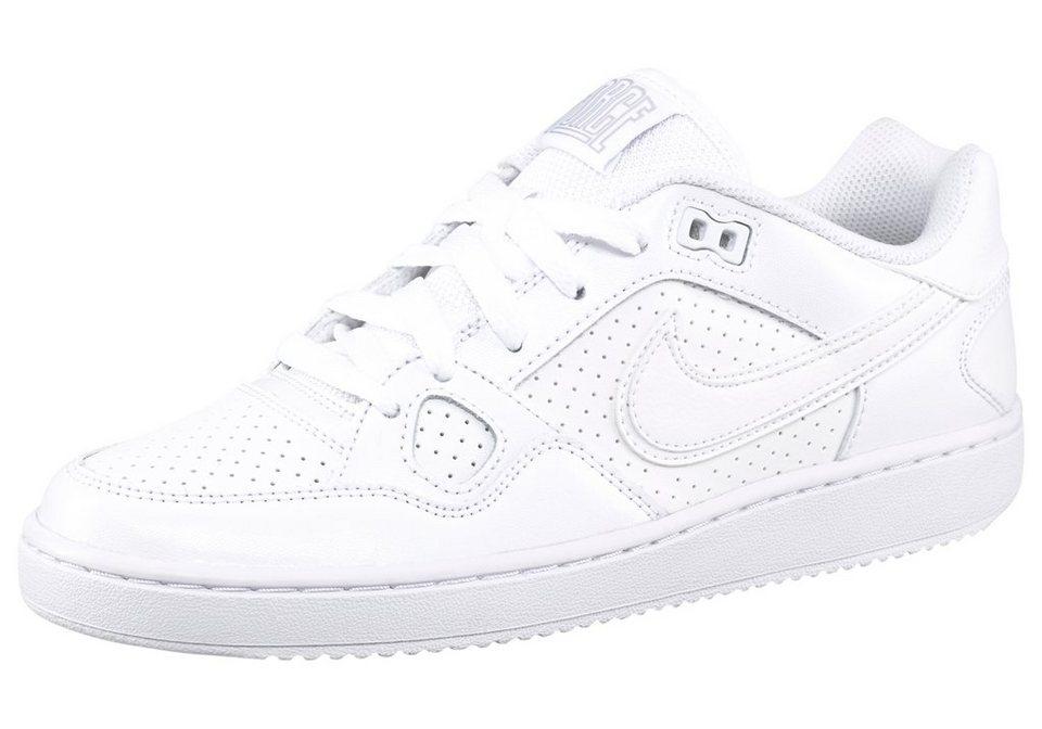 Nike Son of Force Wmns Sneaker in Weiß