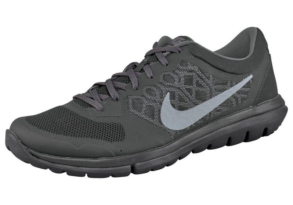 Nike Flex 2015 RN Laufschuh in Schwarz