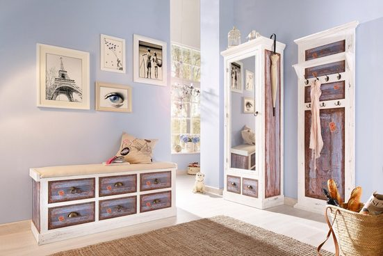 Home affaire Garderobenpaneel »Vintage«, in zwei Farben