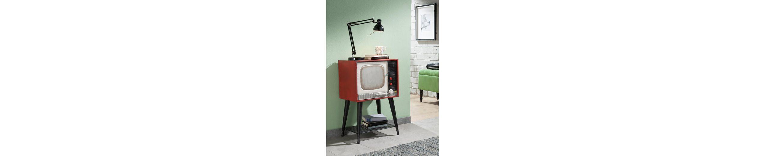 Home affaire Kommode »Retro TV«,Breite 46 cm