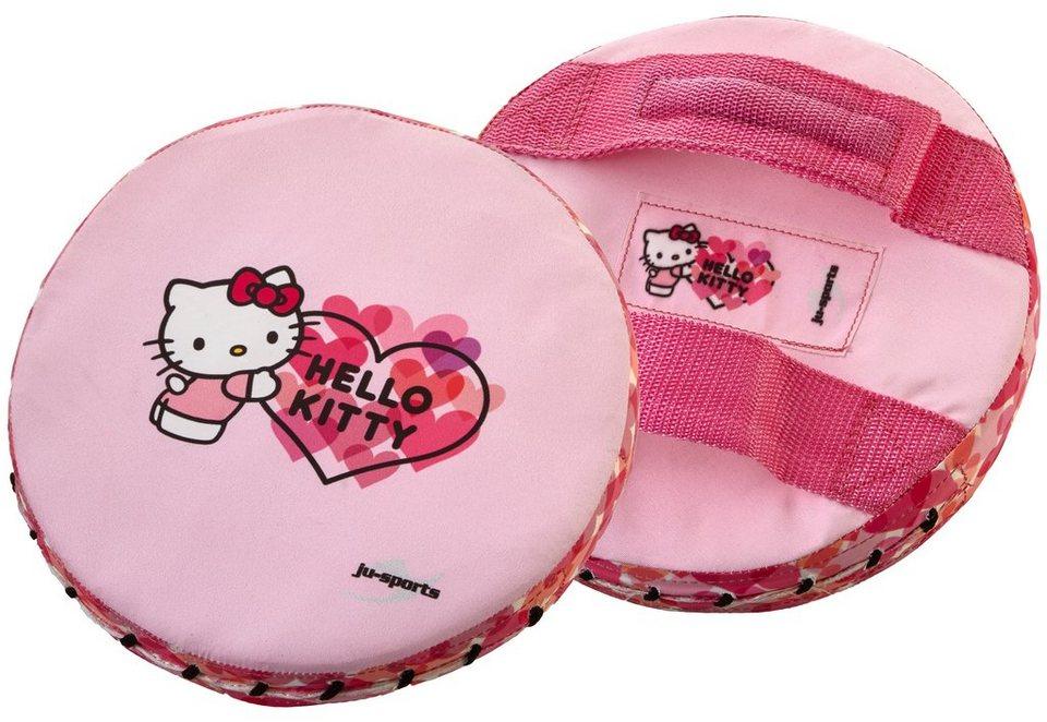 Ju-Sports Kinder Rundpratze, »Hello Kitty Free Hugs« in pink