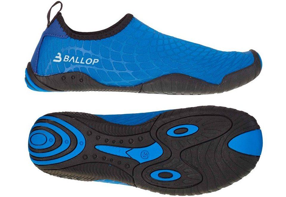 Ballop Barfußschuhe, »Spider blue« in blau