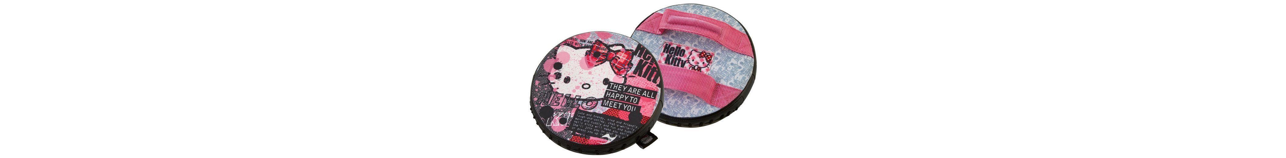 Ju-Sports Kinder Rundpratze, »Hello Kitty Punk Chic«