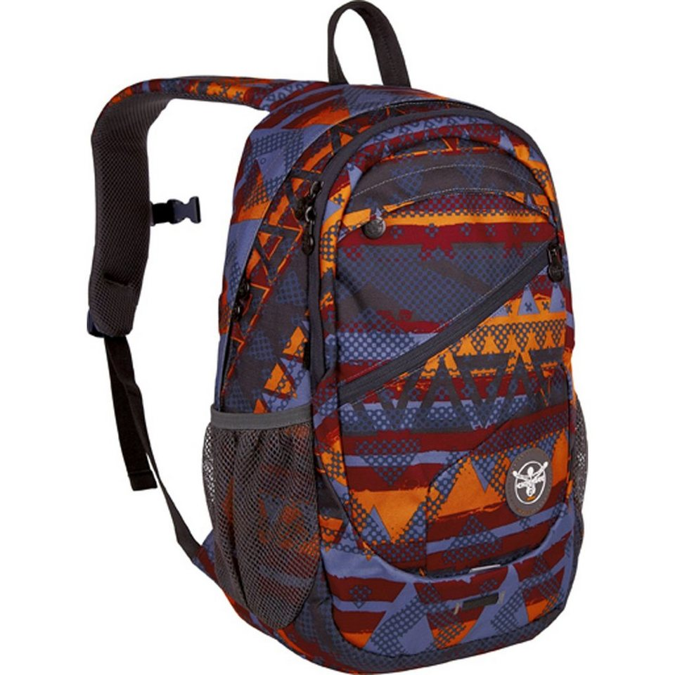 Chiemsee Sport 15 Techpack Two Rucksack 31 cm in native chiemsee