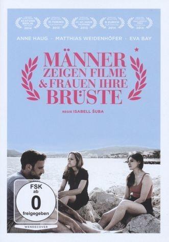 DVD »Männer zeigen Filme & Frauen ihre Brüste«