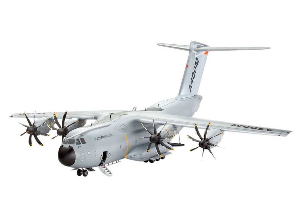 Revell® Modellbausatz Flugzeug, »Airbus A400M Grizzly«, 1:72