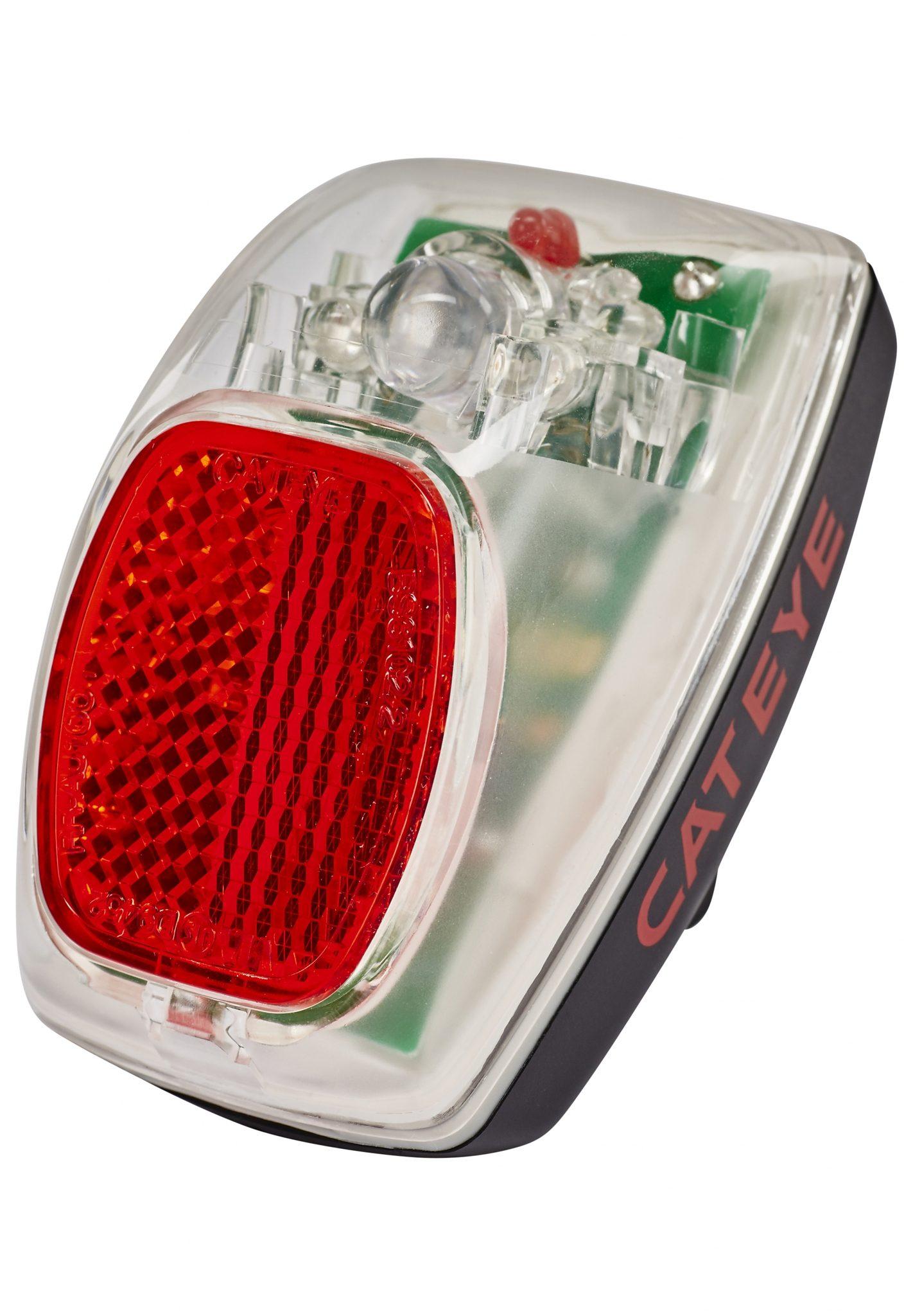 Cateye Fahrradbeleuchtung »TL-AU 100G Rücklicht«