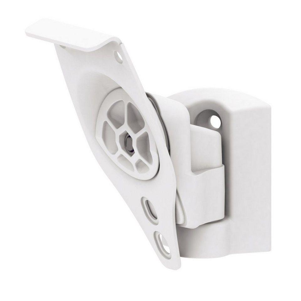 hama wandhalterung f r sonos play 1 lautsprecher voll beweglich 360 drehbar halter wandhalter. Black Bedroom Furniture Sets. Home Design Ideas