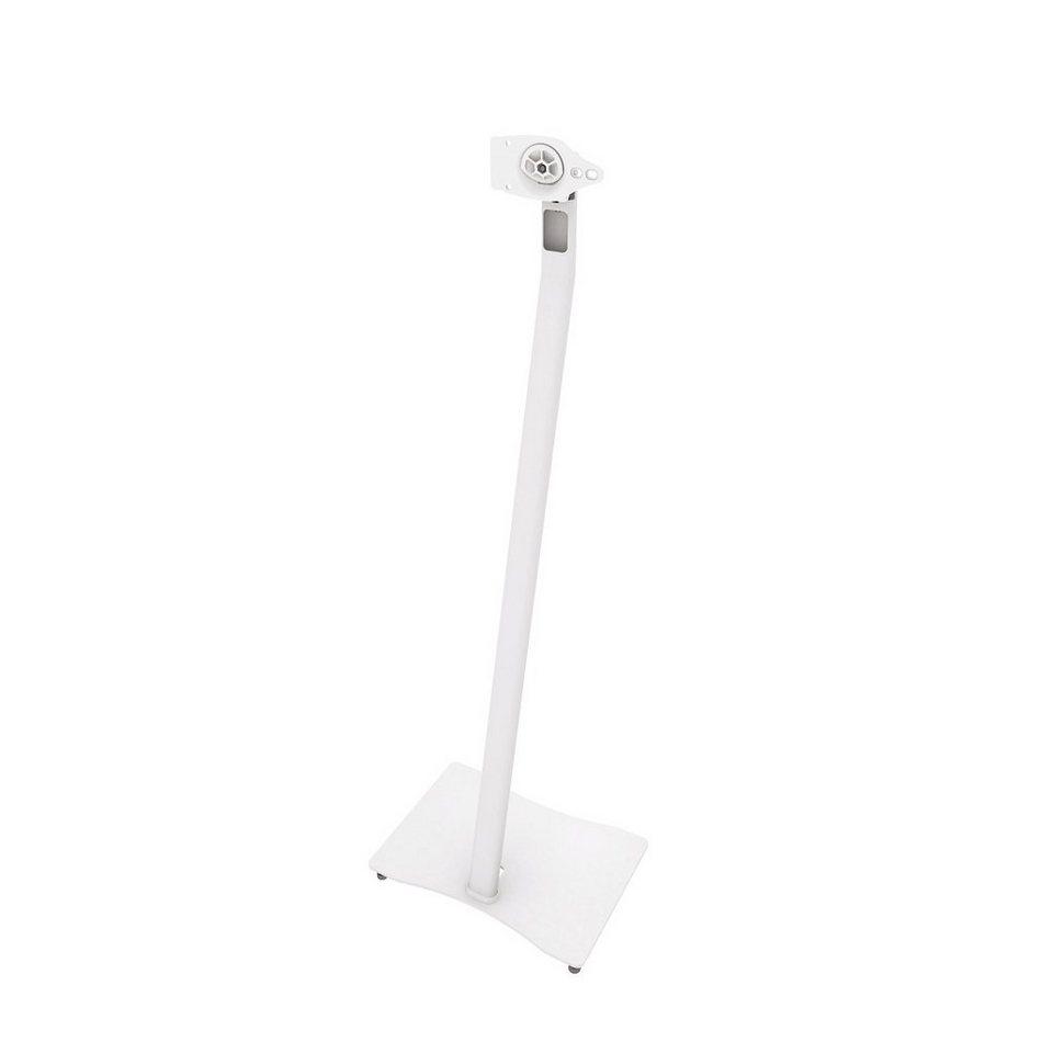 Hama Lautsprecherständer für Sonos Play:3, voll beweglich, 360° »Halter Ständer f. Lautsprecher« in Weiß