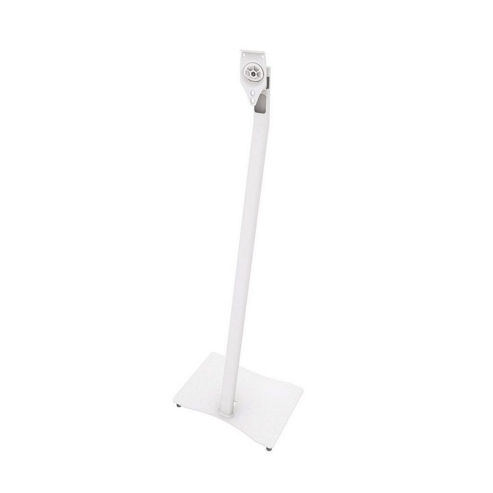 Hama Lautsprecherständer für Sonos Play:1, voll beweglich, 360° »Halter Ständer f. Lautsprecher« in Weiß
