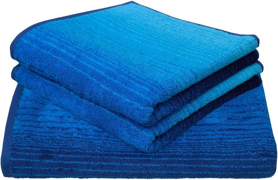 handtuch blau