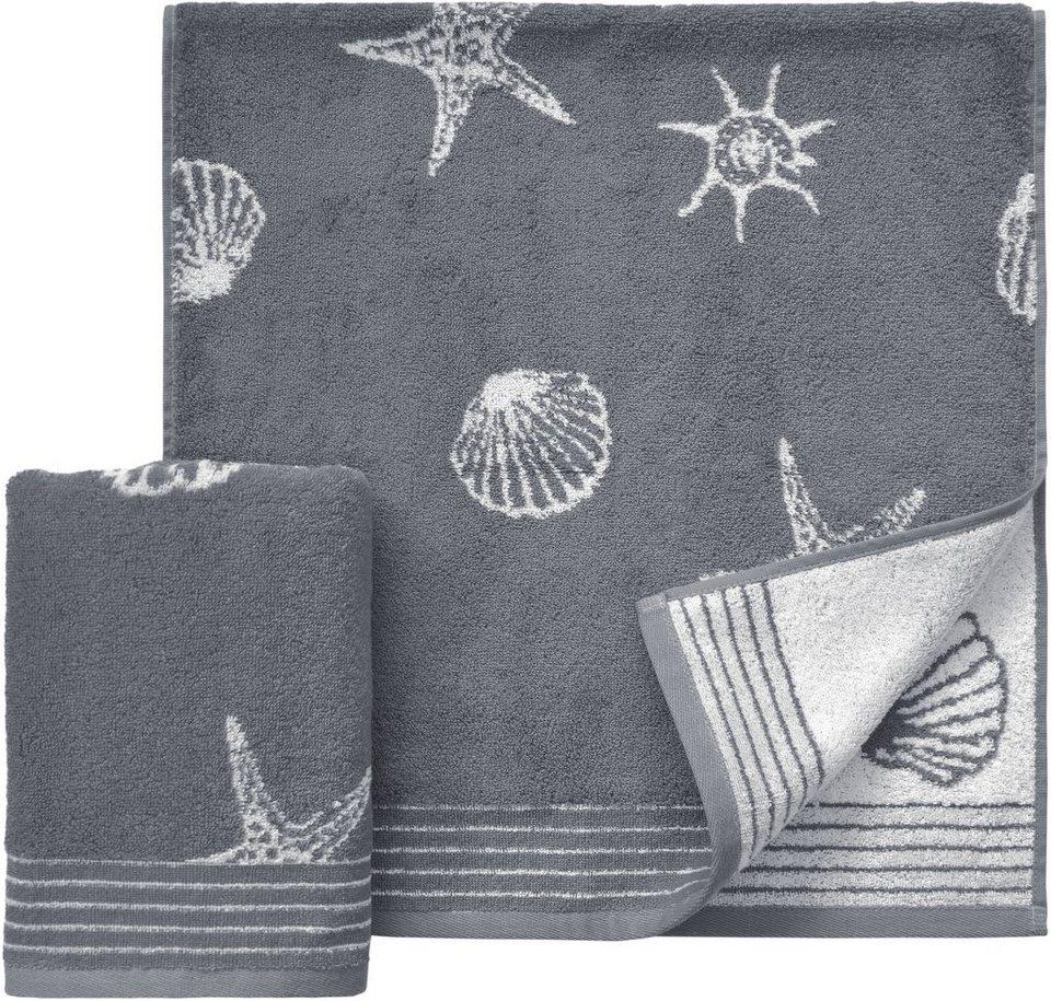 handt cher dyckhoff seashell mit muschelmuster online. Black Bedroom Furniture Sets. Home Design Ideas