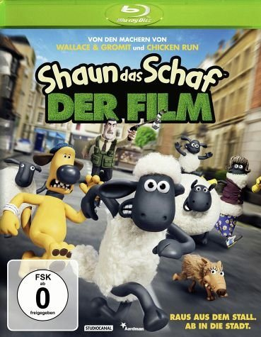 Blu-ray »Shaun das Schaf - Der Film«