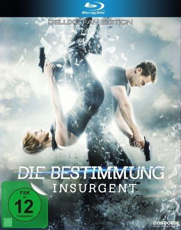 Blu-ray »Die Bestimmung - Insurgent (Deluxe Fan Edition)«