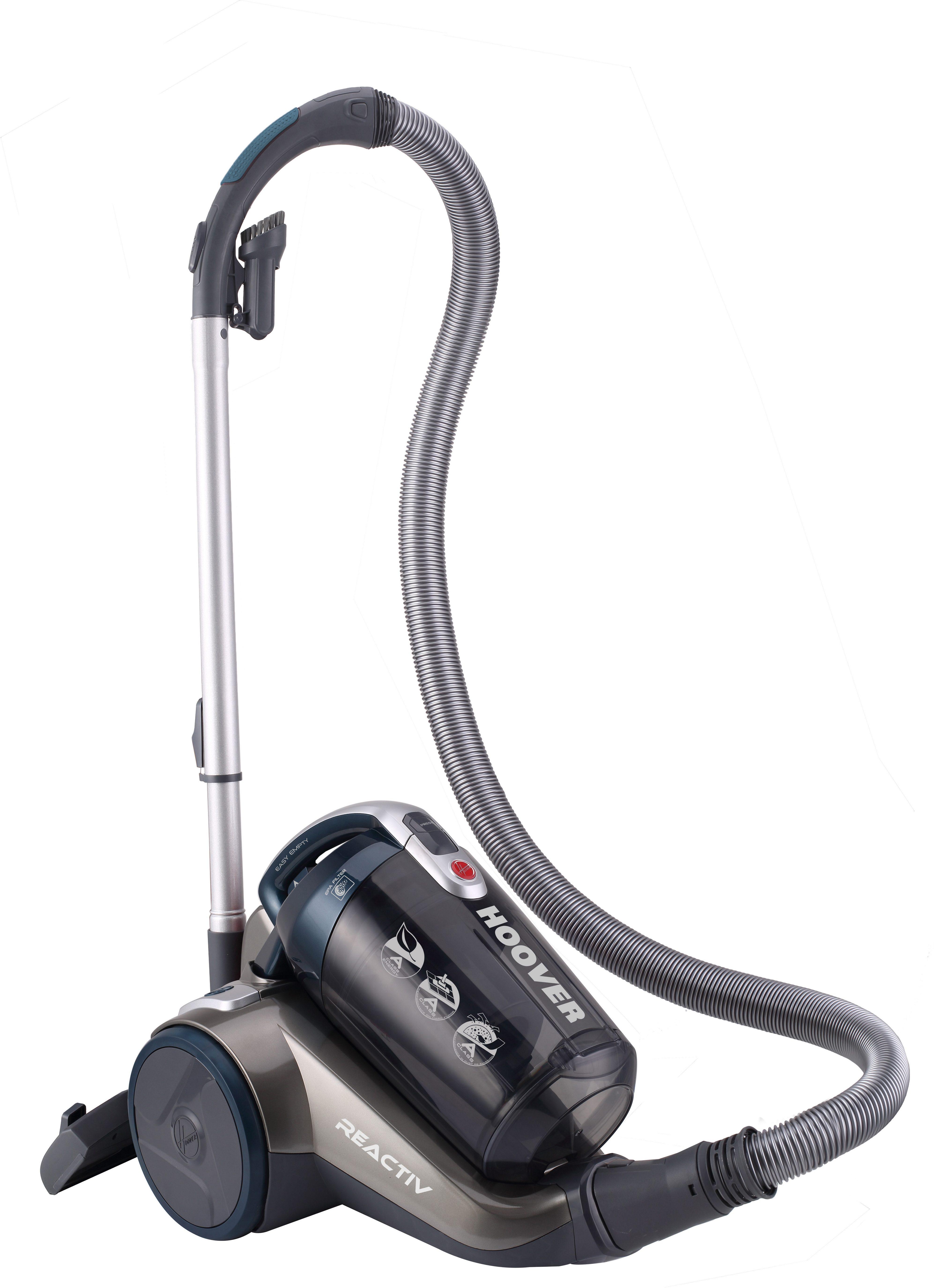 Hoover Bodenstaubsauger ohne Staubbeutel Reactiv RC71_RC30