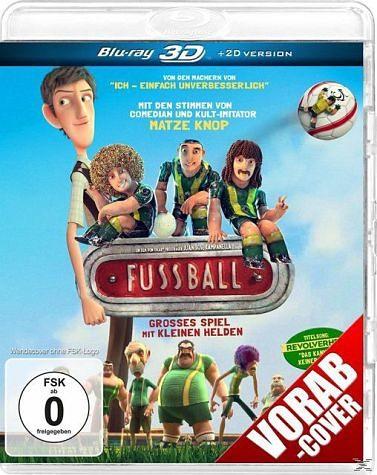 Blu-ray »Fußball - Großes Spiel mit kleinen Helden...«