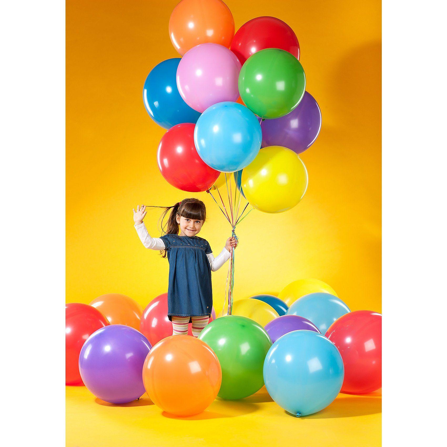 Karaloon Riesenluftballons, 50 Stück