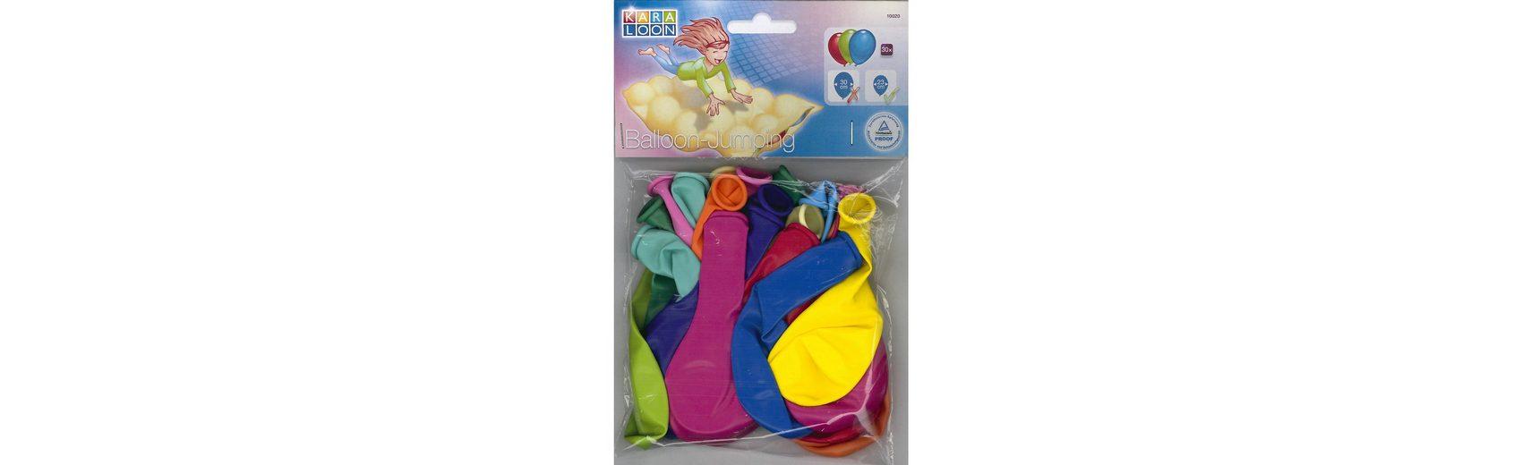 Karaloon Ballonjumping, 30 Stück