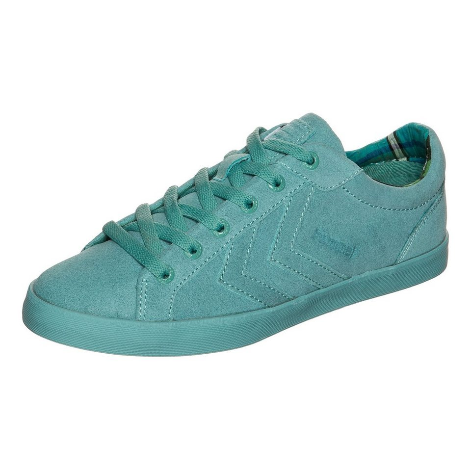 HUMMEL TEAMSPORT Deuce Court Lo Sneaker Damen in mint