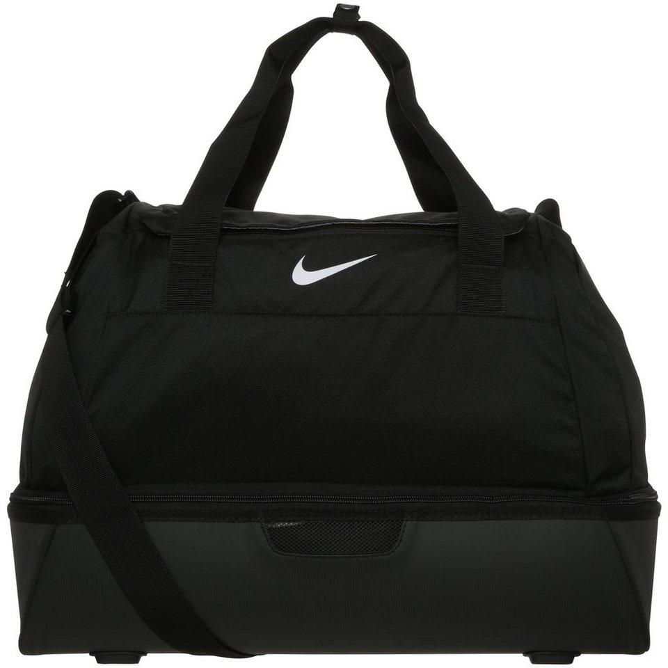 NIKE Club Team Swoosh Hardcase Sporttasche Medium in schwarz / weiß