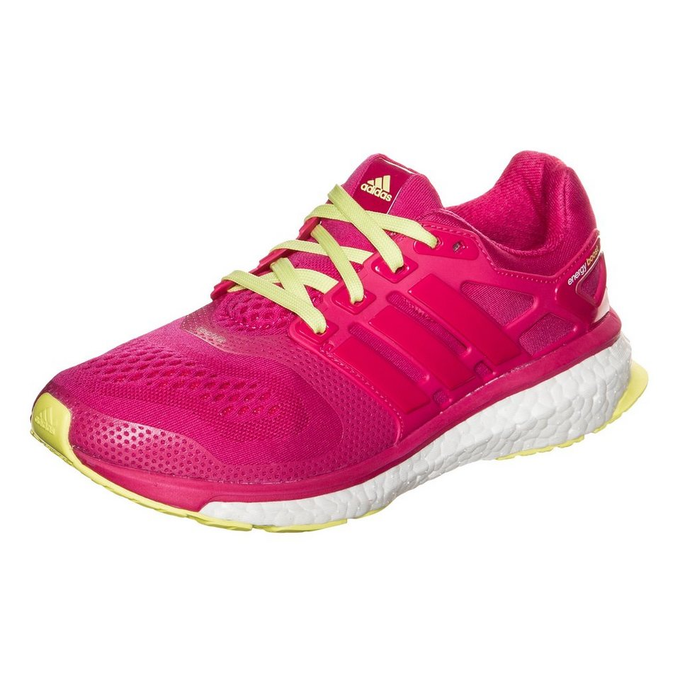 adidas Performance Energy Boost 2 ESM Laufschuh Damen in pink / neongelb