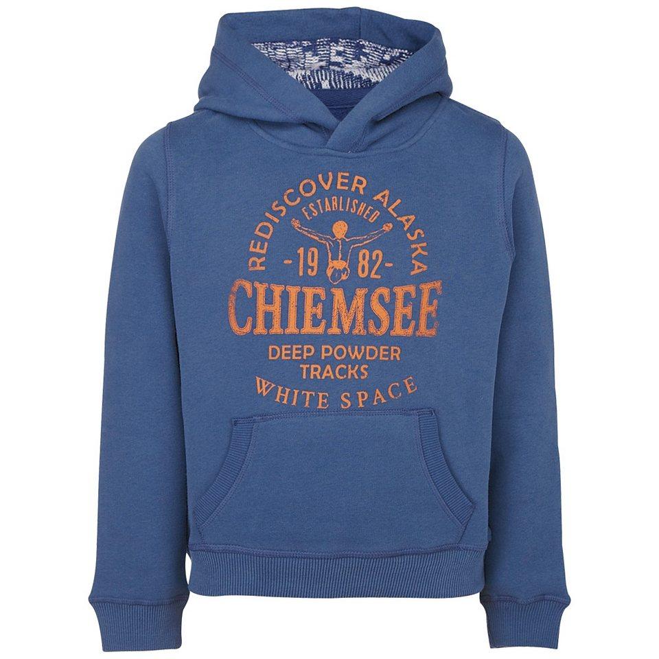 Chiemsee Jungen Sweatshirt »KWANDO JUNIOR« in vintage indigo