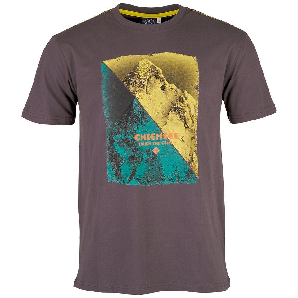 Chiemsee Herren T-Shirt »KEATON« in asphalt