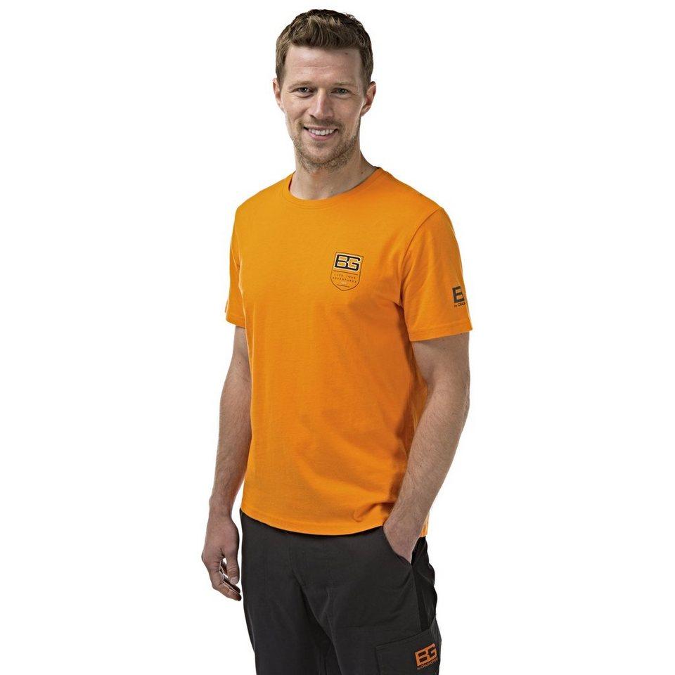 Craghoppers Bear Grylls T-Shirt »Logo « in Bear Orange