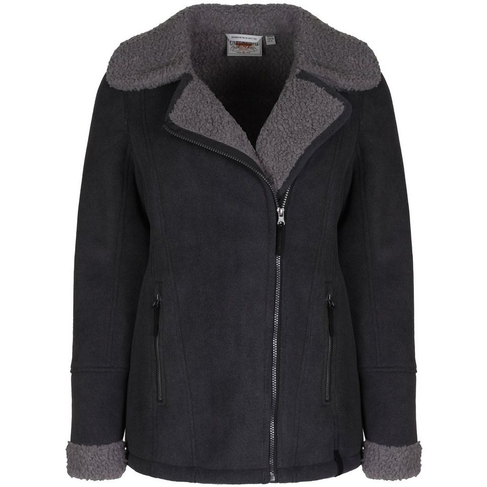 Craghoppers Fleecejacke »Braidley « in Charcoal