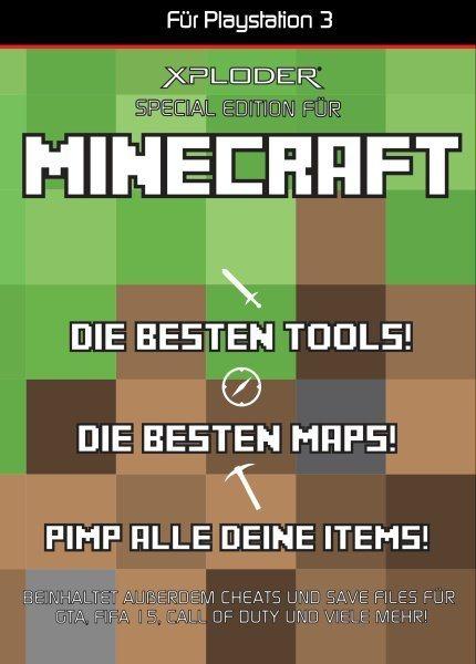 Koch Media Xploder Special Edition Minecraft für Playstation 3 »(PS3)«